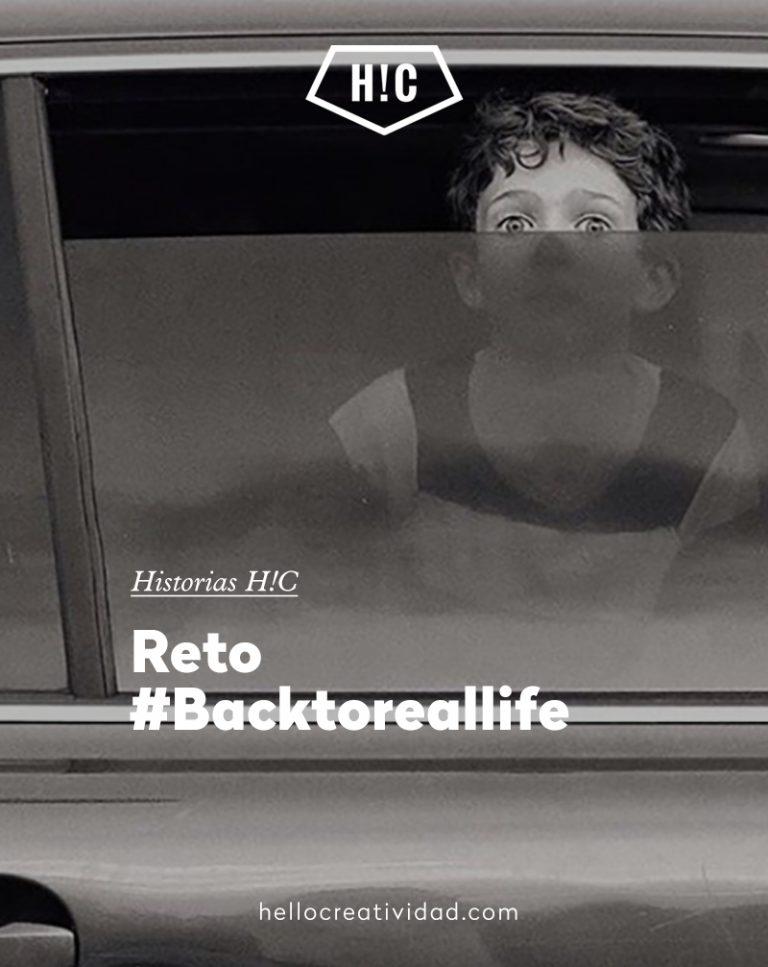 Imagen portada Reto #Backtoreallife