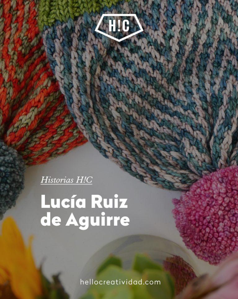 Imagen portada Historias de alumnos: Lucía Ruiz de Aguirre