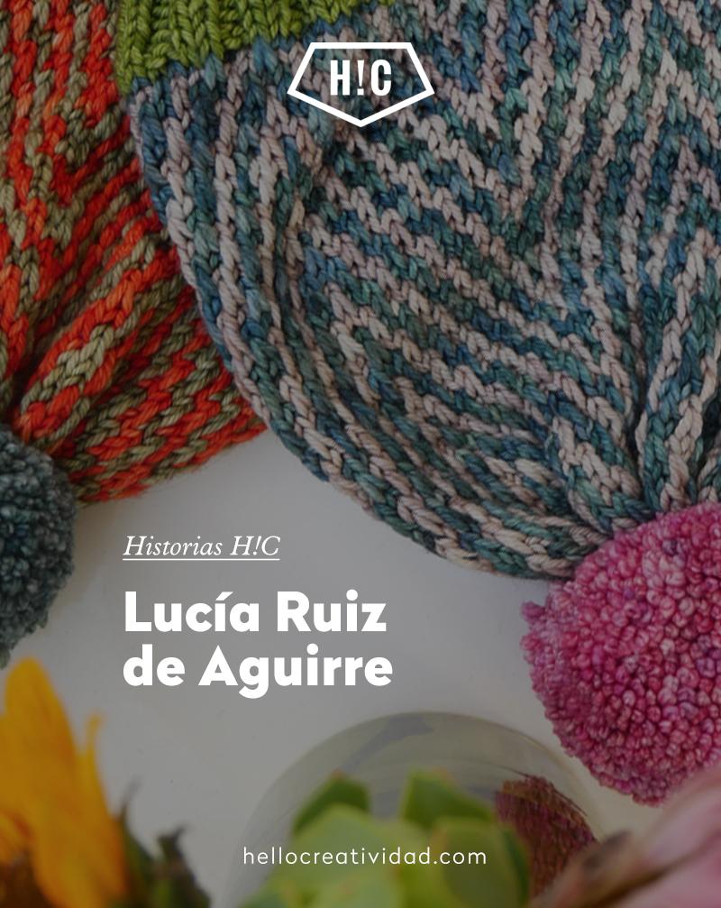 Historias de alumnos: Lucía Ruiz de Aguirre