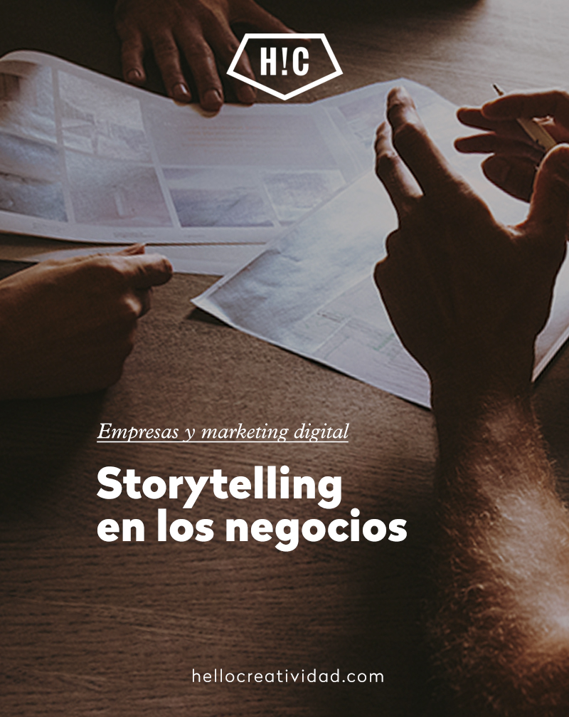 Storytelling en los negocios