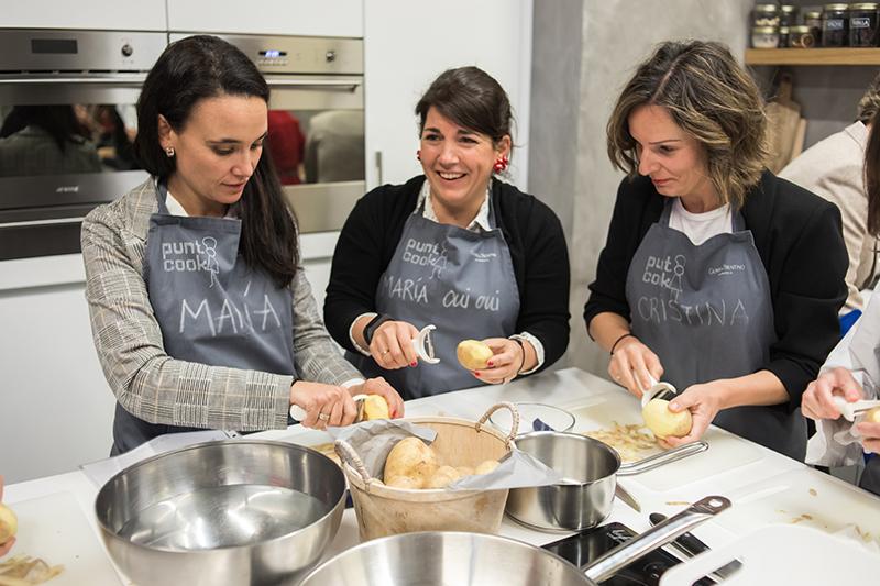 Encuentros Pinterescos - taller de cocina Punto Cook 2