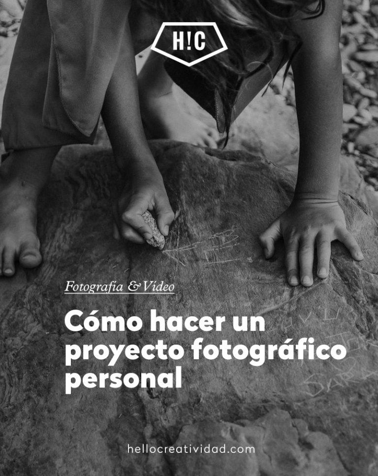 Imagen portada Cómo hacer un proyecto fotográfico personal