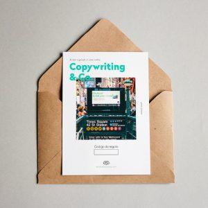 Tarjeta regalo Copywriting & Co.