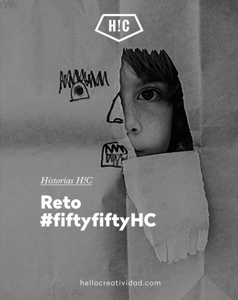 Imagen portada Reto #fiftyfiftyHC