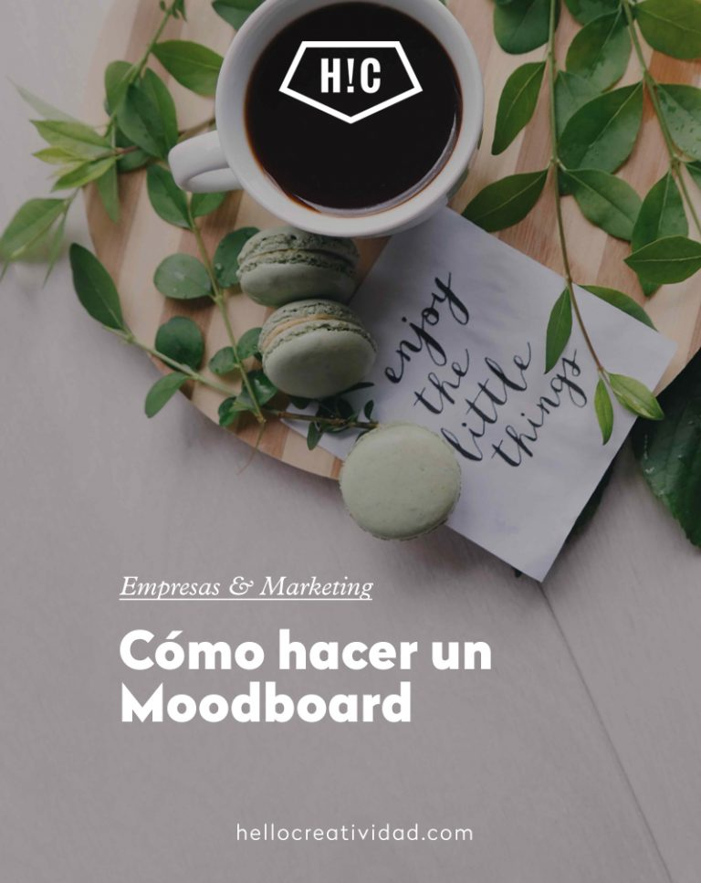 Imagen portada Cómo hacer un Moodboard