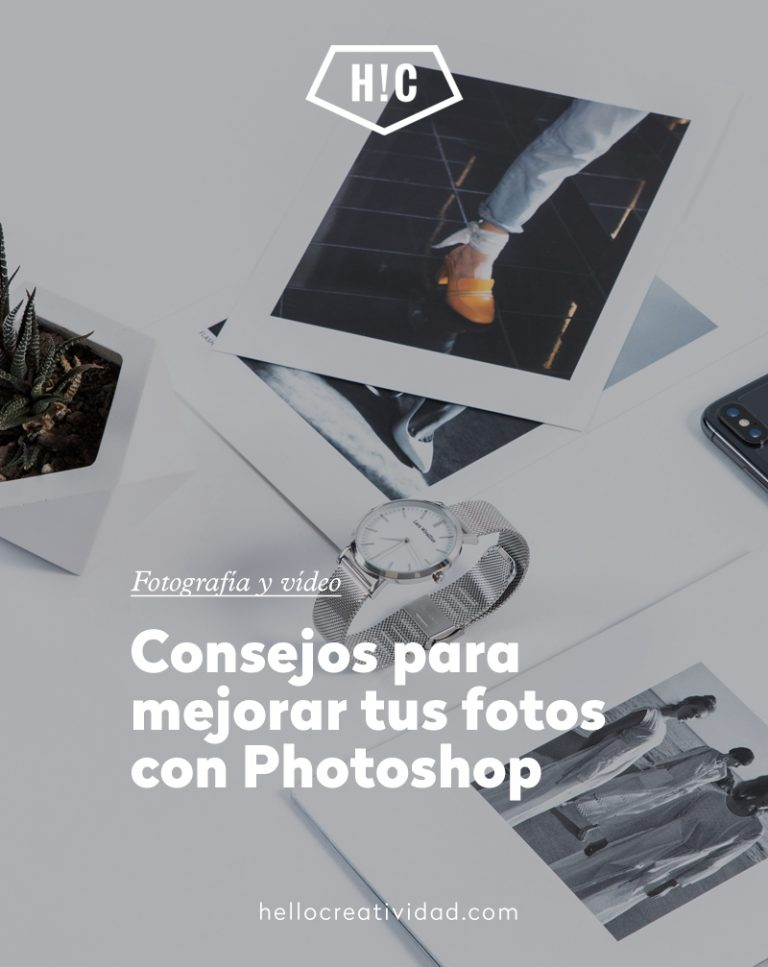 Imagen portada Consejos para mejorar tus fotos con Photoshop