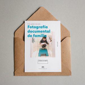 Tarjeta regalo Fotografía Documental de Familia