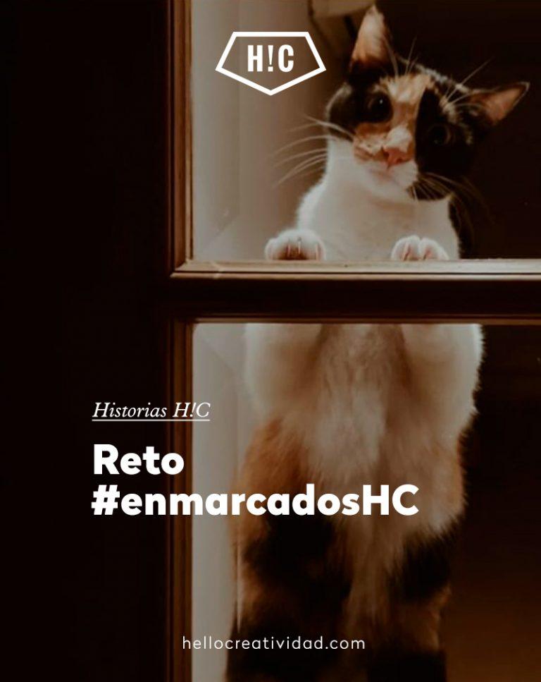 Imagen portada Reto #enmarcadosHC