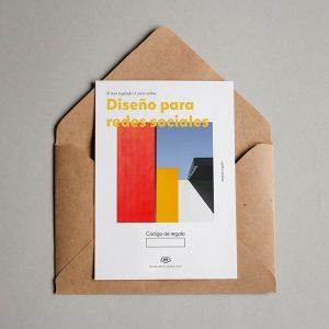 Tarjeta Regalo Diseño gráfico para redes sociales