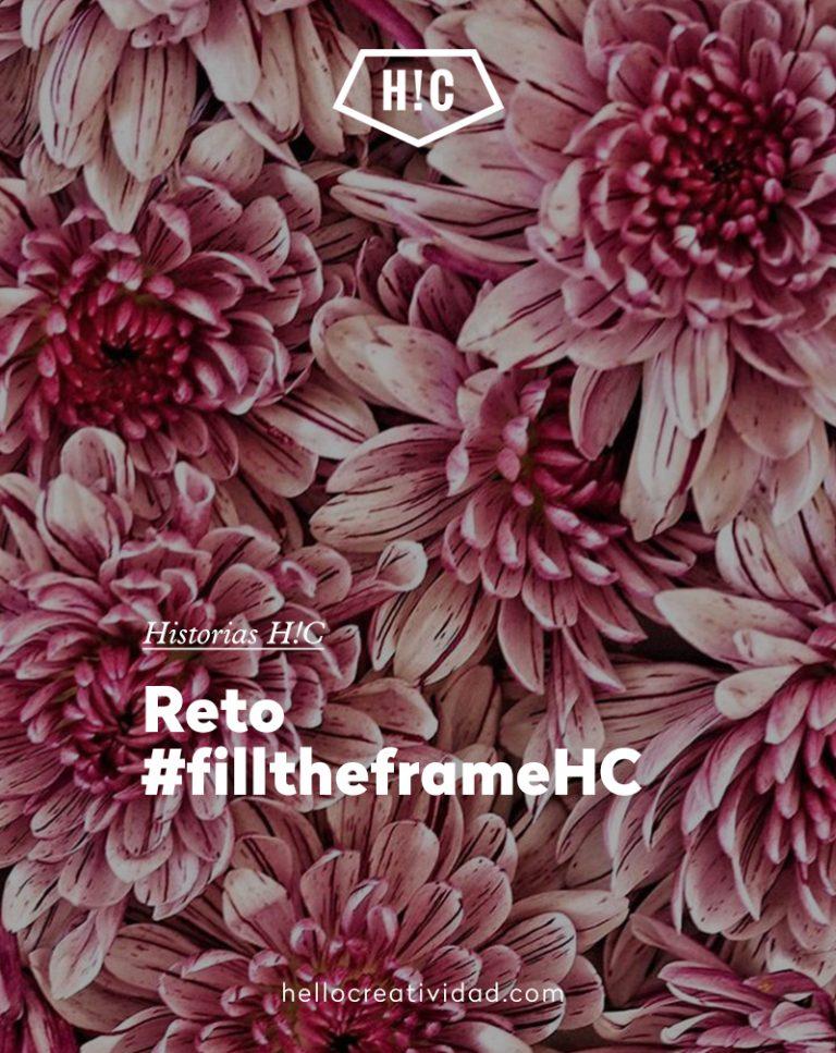 Imagen portada Reto #filltheframeHC