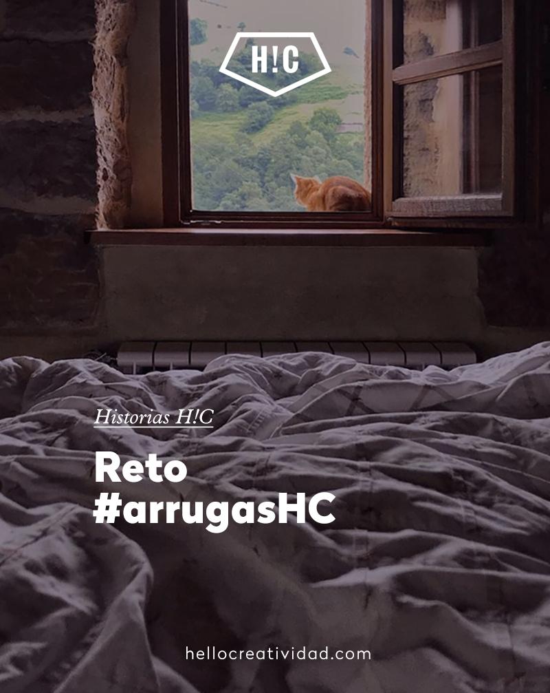Reto #arrugasHC