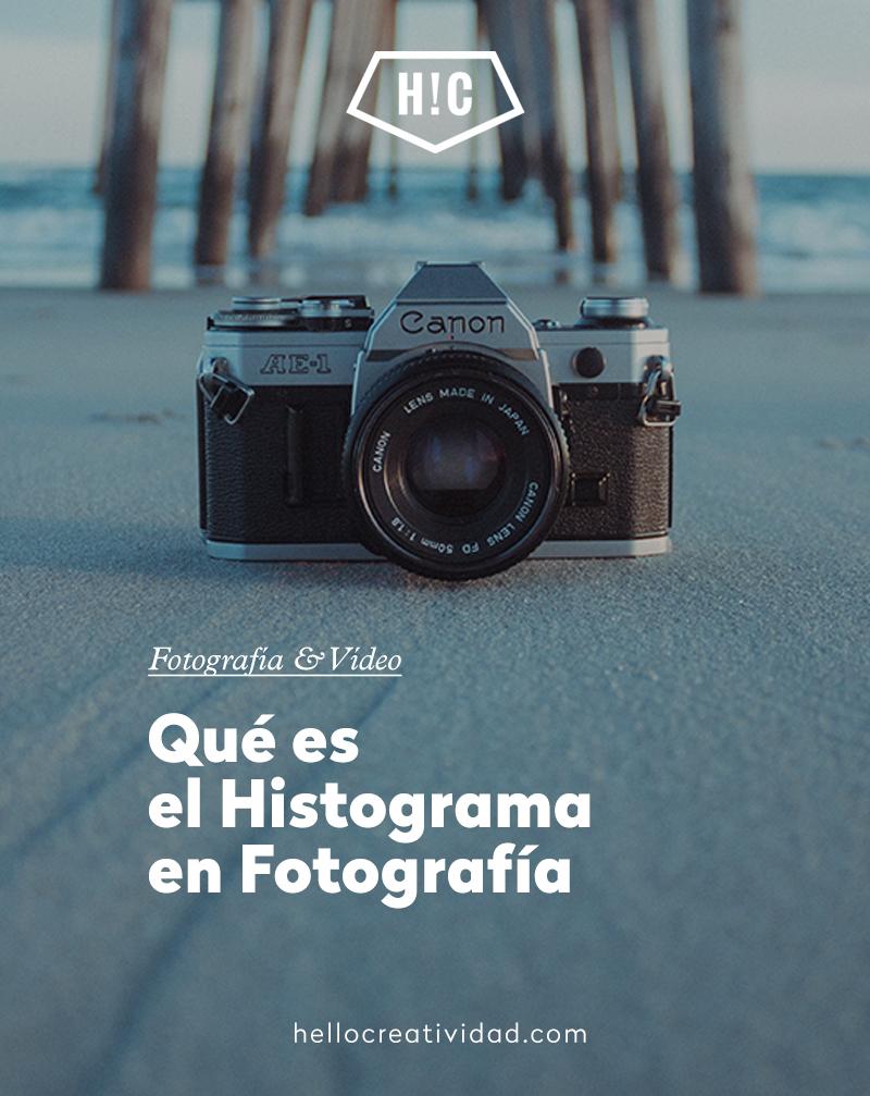 Qué es el Histograma en Fotografía