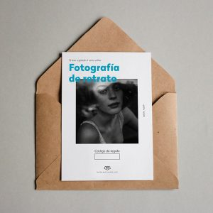 Tarjeta Regalo Fotografía de Retrato