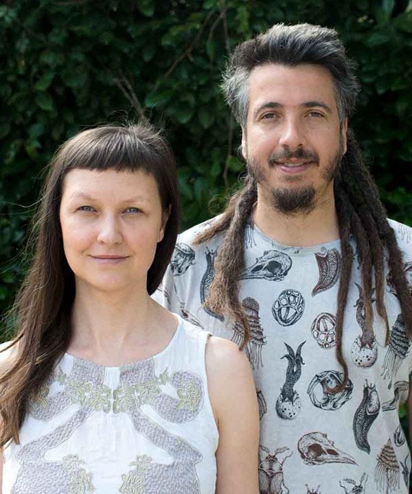 Imagen portada Sávio Freire e Irmina Walczak