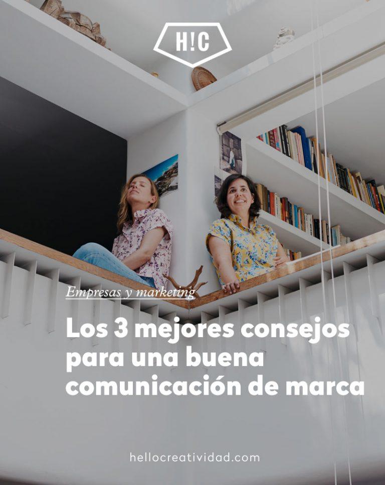 Imagen portada Los 3 mejores consejos para realizar una buena comunicación de marca