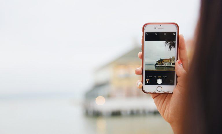 Imagen portada 6 cursos de foto para hacer con el móvil