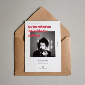 Tarjeta regalo Autorretrato: intimidad y belleza