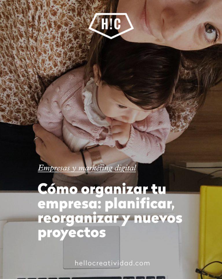 Imagen portada Cómo organizar tu empresa