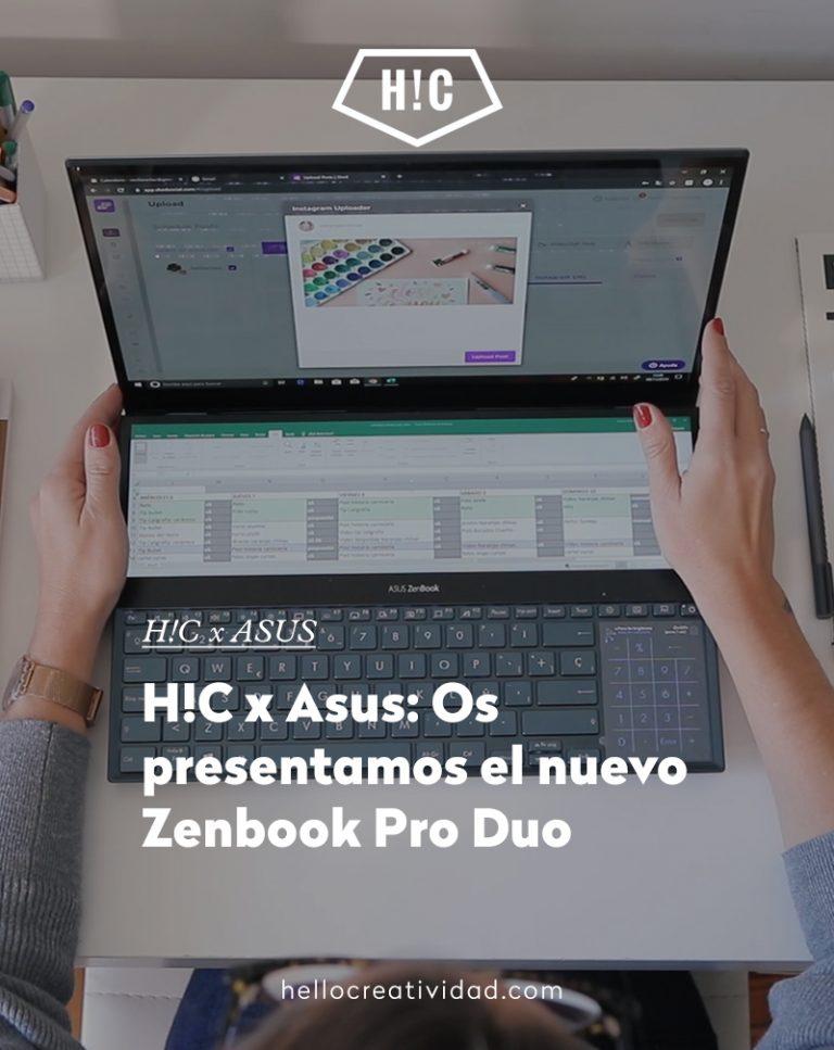 Imagen portada H!C x Asus: Os presentamos el nuevo Zenbook Pro Duo