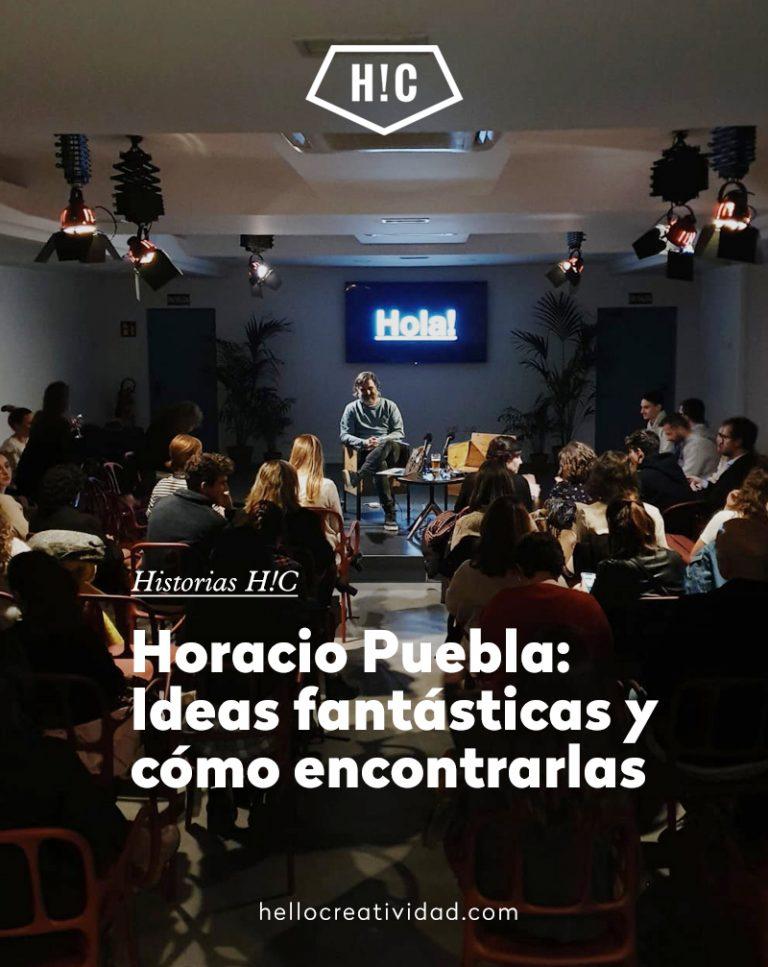 Imagen portada Chacho Puebla: Ideas fantásticas y cómo encontrarlas