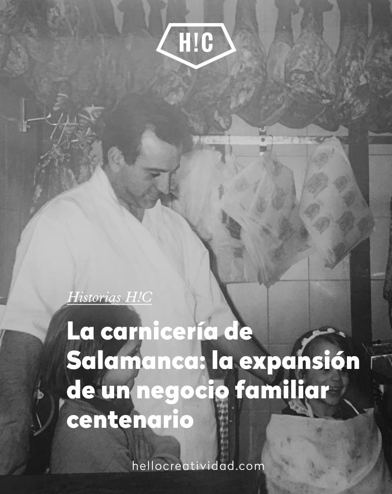 La carnicería de Salamanca: la expansión de un negocio familiar centenario