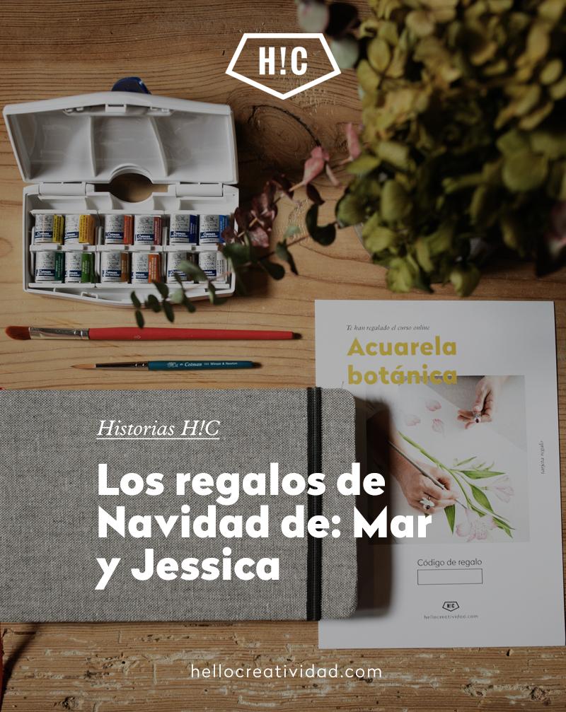 Los regalos de Navidad de: Mar y Jessica