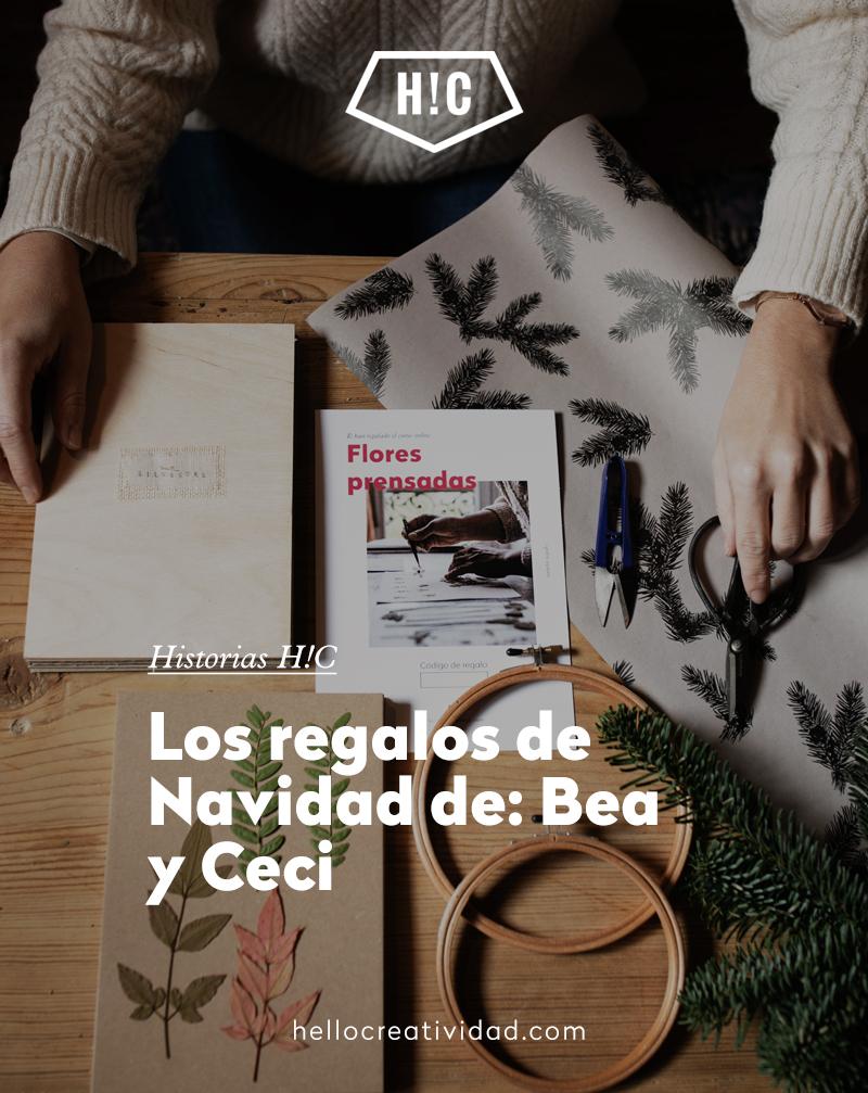 Los regalos de Navidad de: Bea y Ceci