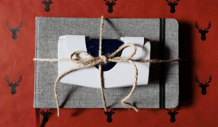 Imagen portada Los regalos de Navidad de: Mar y Jessica
