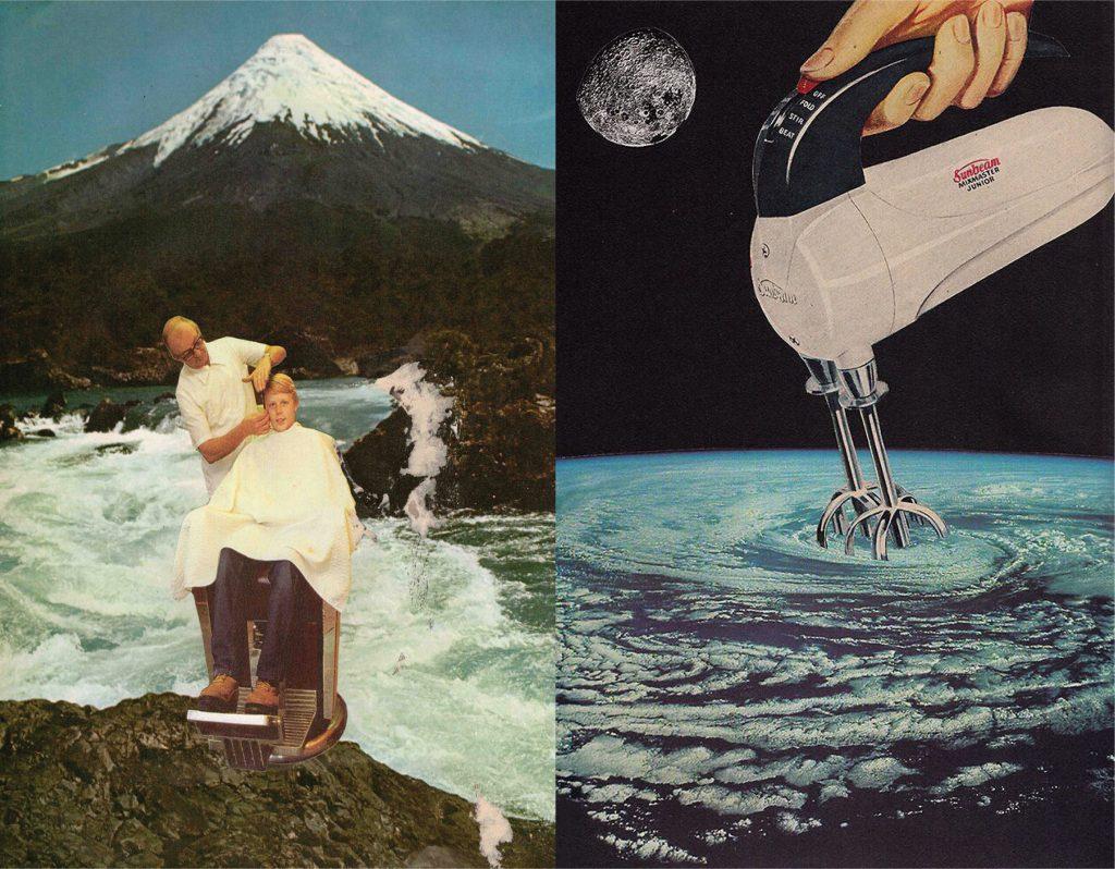 collage Joe Webb