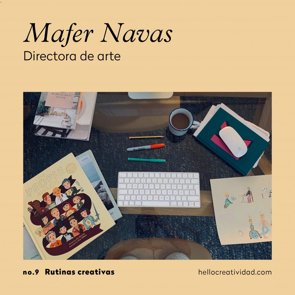 Mafer Navas_rutinas creativas