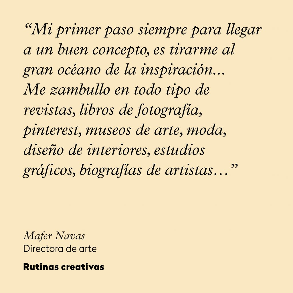 Mafer Navas_rutinas creativas_frase