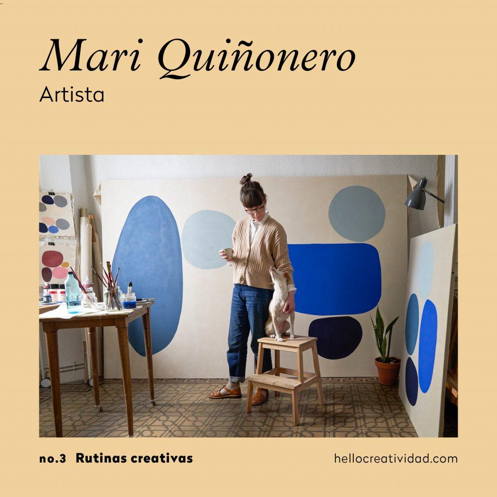 Mari Quinonero_rutinas creativas