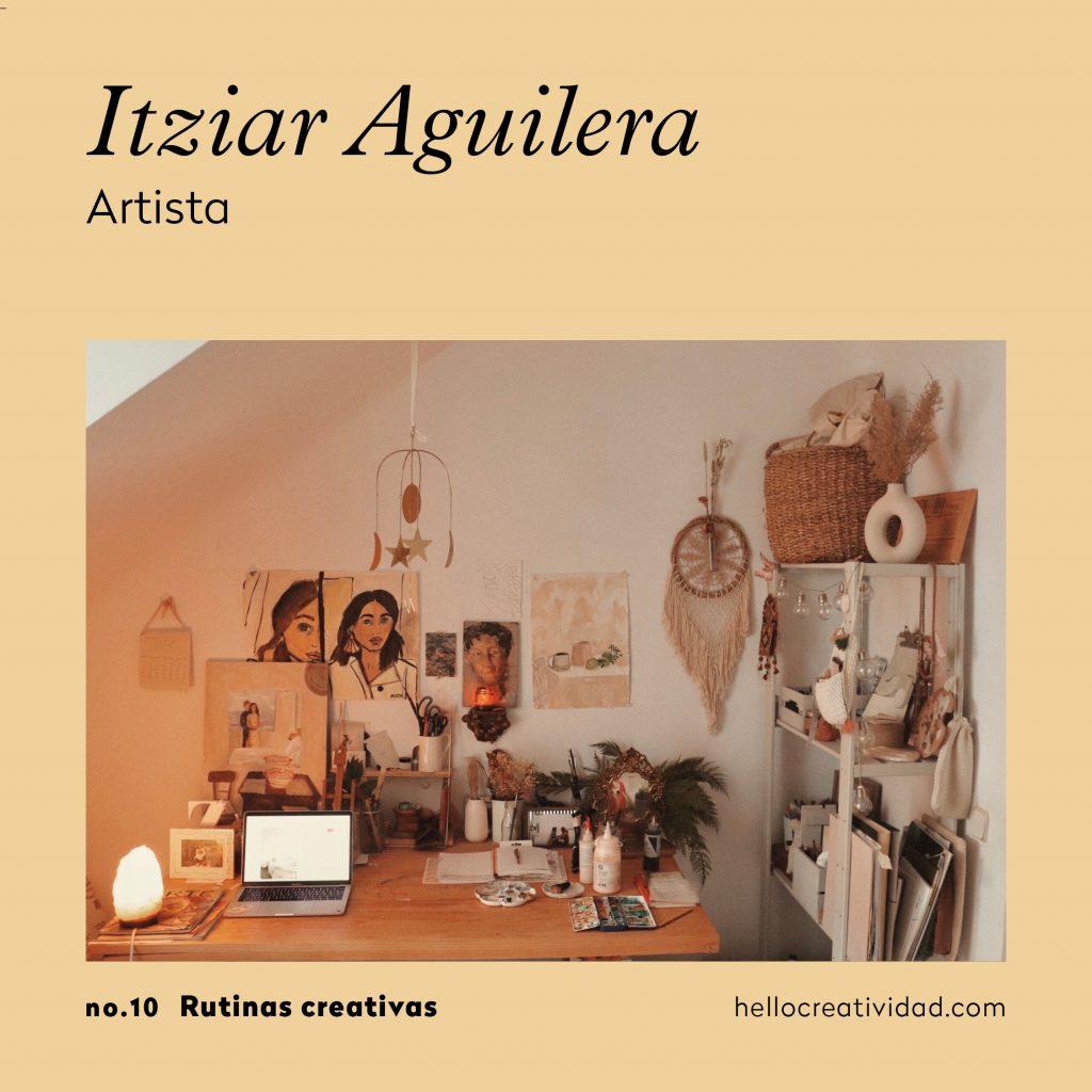 rutinas creativas_itziar aguilera