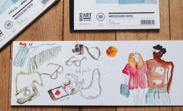 Imagen portada Cuadernos de nuestro viaje a Argentina y Brasil