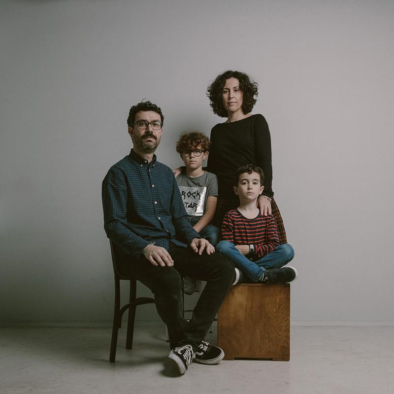 antonio cánivas proyecto de fotografía familiar