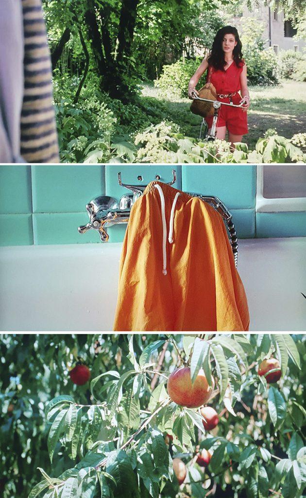 colores fotografía cine