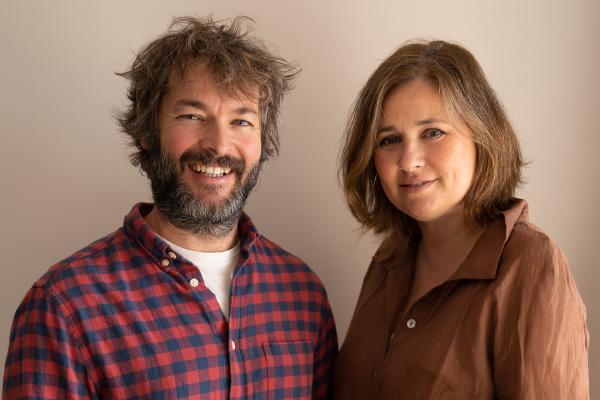 Marta Machín y Gonzalo Manera