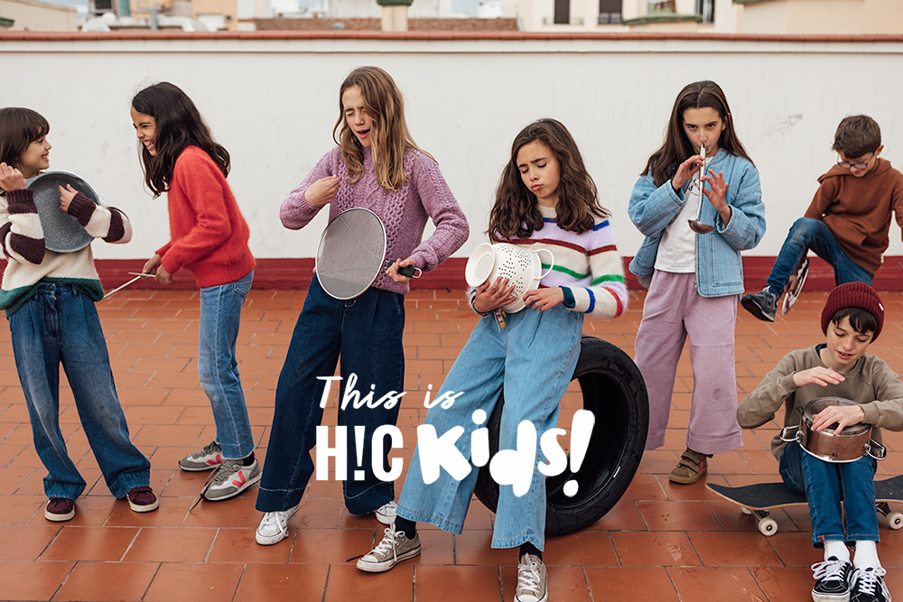 HC KIDS cursos para niños