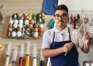 Let's cook: cocina con el cerebro