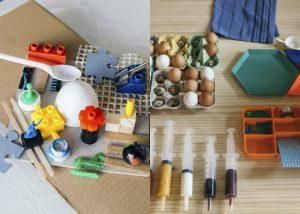 Desmontando el arte + Let's cook: cocina con el cerebro