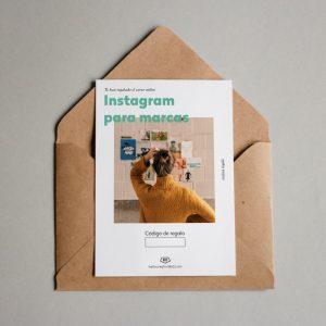 Tarjeta regalo Instagram para marcas
