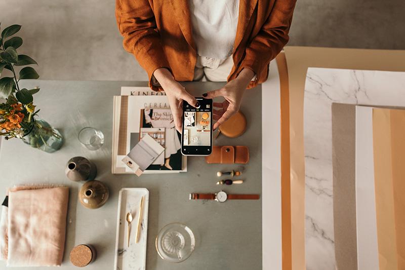hacer fotografia de producto