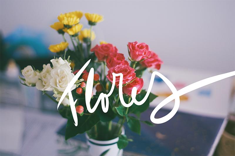 Jesús Terrés - Flores