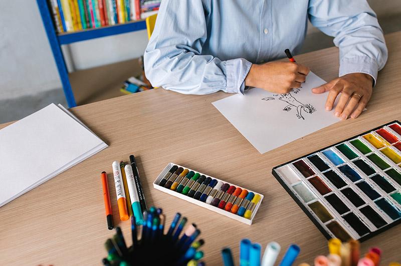 curso online aprender a dibujar paso a paso