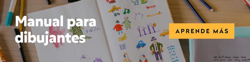 curso online de dibujo para niños