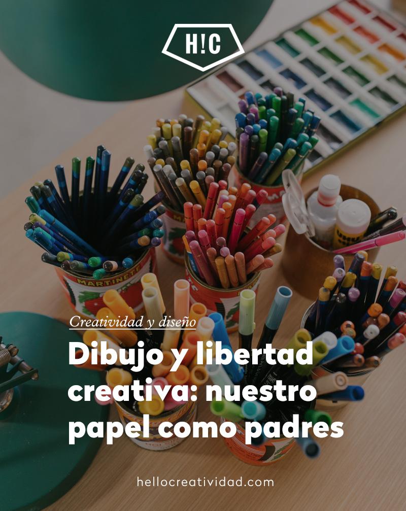 Cómo enseñar a los niños a dibujar: nuestro papel como padres