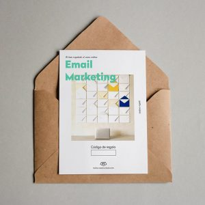 Tarjeta regalo Email Marketing