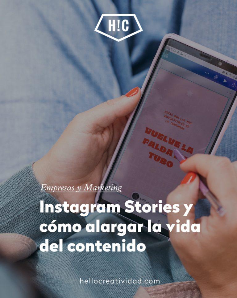 Imagen portada ¿Por qué es importante cuidar Instagram Stories?